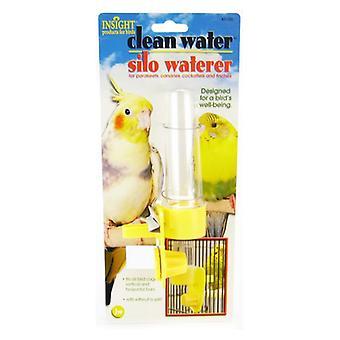 """JW Insight Čistá voda Silo Waterer - Pravidelná - 7"""" vysoká"""