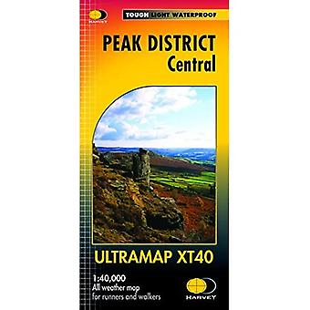 Peak District Central Ultramap (Ultramap)