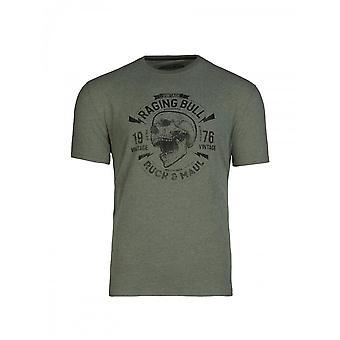 Raging Bull Skull T-Shirt