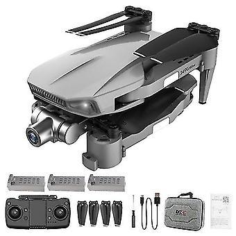 L106 pro nowy dron gps z kamerą 5g wifi fpv drony bezszczotkowy silnik składany rc quadcopter 4k