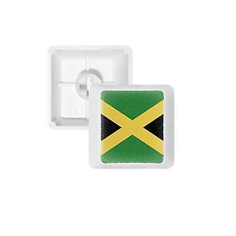 Jamaica Flag Keycap Keyboard