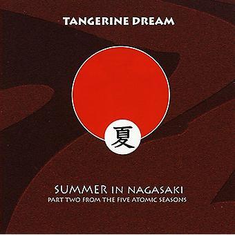 Tangerine Dream - l'été à Nagasaki [CD] USA import