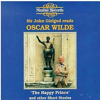 John Gielgud - Sir John Gielgud Reads Oscar Wilde [CD] USA import