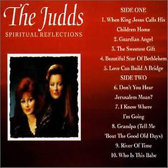 Judds - Spiritual Reflections [CD] USA import