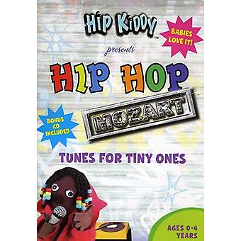 Hip Hop Mozart: Tunes for Tiny Ones (2PC) (W/CD) [DVD] USA import
