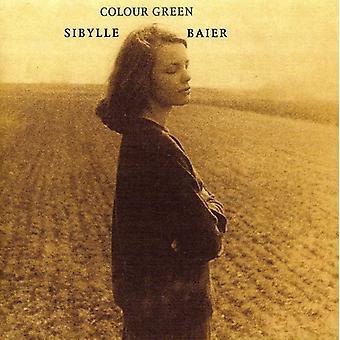 Sibylle Baier - Colour Green [CD] USA import