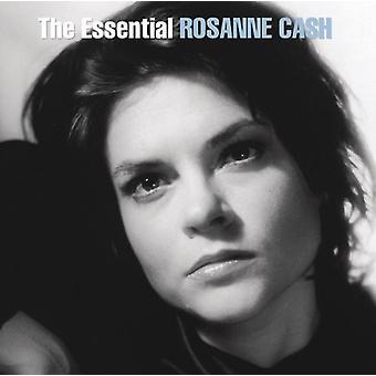 Rosanne Cash - importación de Estados Unidos efectivo de Rosanne esencial [CD]