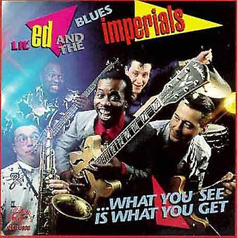 Lil' Ed & Blues Imperials - mitä näet on mitä saat [CD] USA tuonti