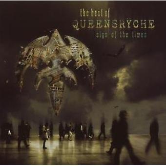 Queensryche - signe des temps: importation USA meilleur de Queensryche [CD]