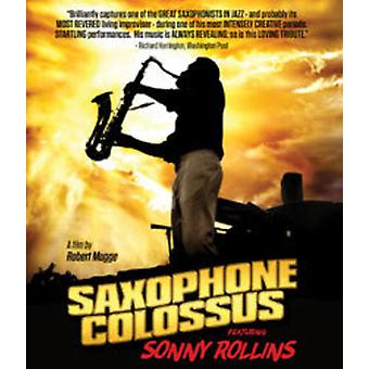 Sonny Rollins - Saxophone Colossus [Blu-ray] USA import
