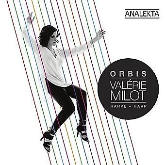 Valerie Milot - Orbis [CD] USA import