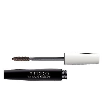ArtDeco All In One Mascara #03 brown 10 Ml para las mujeres