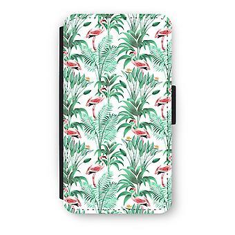 Samsung Galaxy A3 (2016) Flip Case - Flamingo blader
