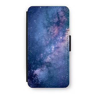 三星銀河 S8 プラス フリップ ケース - 星雲