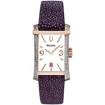 Булова Женские часы 98R197