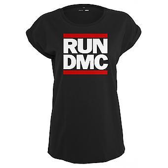 Urban klassikere damer T-Shirt Run DMC logo