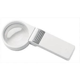 Eschenbach 15105 Handheld magnifier incl. light Magnification: 5 x Lens size: (Ø) 58 mm