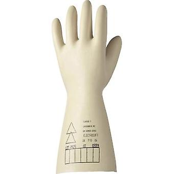 Natural rubber Electricians gauntlet Size (gloves): 9, L EN 60903 Electrosoft CLASSE 0 / 1000 V CAT. 3 T.9 2091907 1 pair