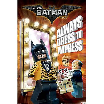 The LEGO Batman Movie Dress to Impress