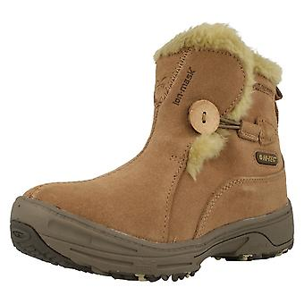 Ladies Hi-Tec Waterproof Short Boots V-Lite