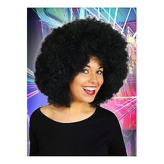 Parrucche Afro parrucca nera