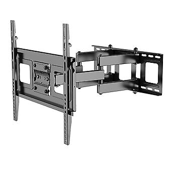 Fleximounts A11 Full Motion Swivel Tilt Articulating Tv Wall Mount Bracket For Most Sony/Samsung/Lg Plasma Led/LCD/Hd 32-50, Black