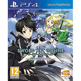 Sword Art Online Lost Song (PS4) - New