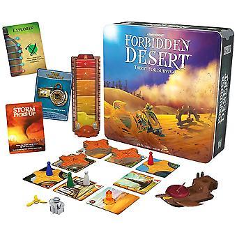 Gamewright 415 verboten Wüste Brettspiel