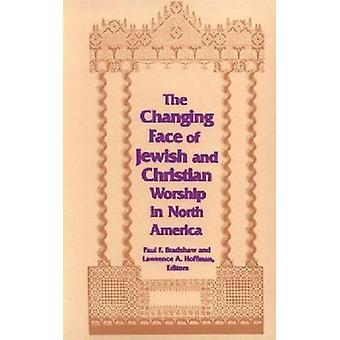 Die sich wandelnde Gesicht der jüdischen und christlichen Gottesdienst in Nordamerika (N