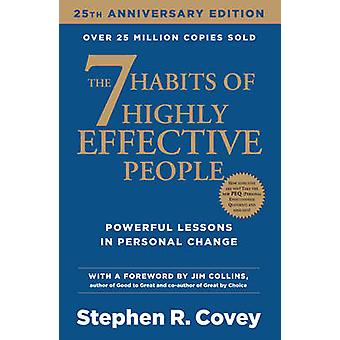 The 7 Habits of Highly Effective People - Powerful Lessons in Personal