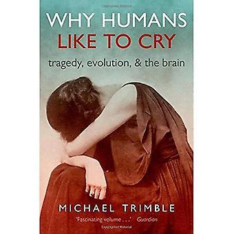 Pourquoi l'homme aime le cri: tragédie, l'évolution et le cerveau