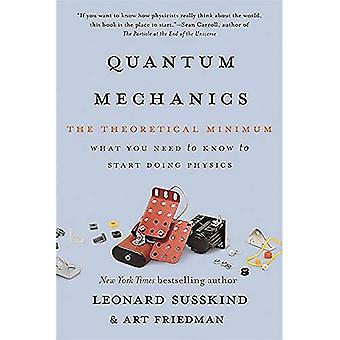 Kwantummechanica: De theoretische minimale