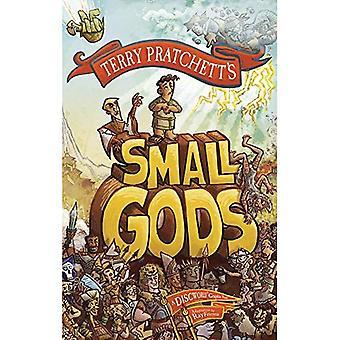 Pienet jumalat: Kiekkomaailma graafinen romaani