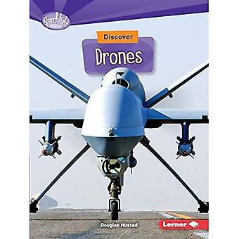 Oppdag droner (søkelys bøker hva er kult om vitenskap?)