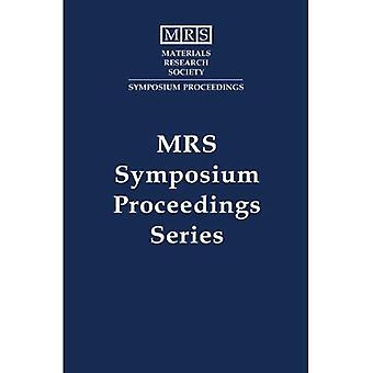 Compound Semiconductor Epitaxy: Volume 340 (MRS Proceedings)