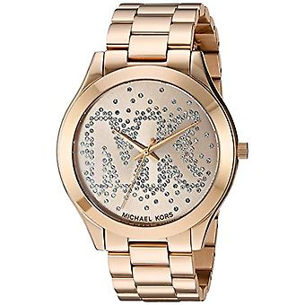 Michael Kors Ladies Quartz analogue watch with stainless steel band MK3590