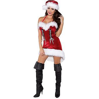 Juicy Santa Adult Costume