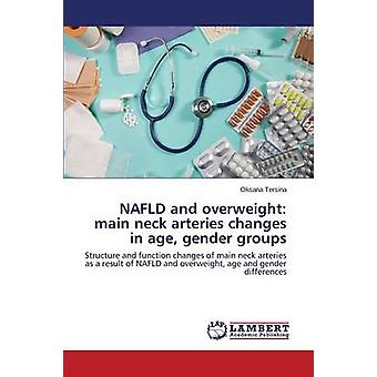 NAFLD und Übergewicht wichtigsten Hals Arterien Veränderungen im Alter Geschlecht Gruppen von Tersina Oksana