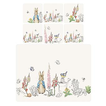 Stow Green Classic Peter Rabbit Placemats and Coasters