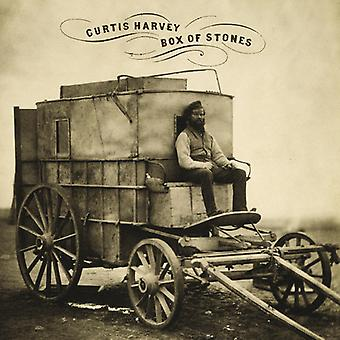 Curtis Harvey - Box of Stones [CD] USA import
