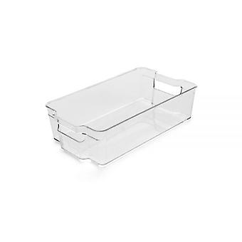 Addis Fridge Kitchen Cupboard Storage Container Stackable Tub Box medium  37.5x21x10cm