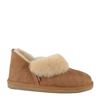 Shepherd of Sweden Karin Chestnut Slipper Boot