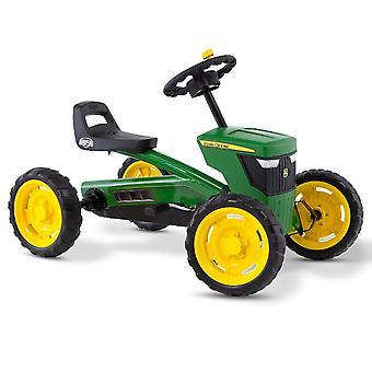 Berg 24.30.11.00 Buzzy John Deere Go Kart dla dzieci