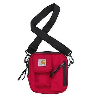 Carhartt OHW mens essentiële side Bag kardinaal