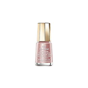 Mavala Mini Color Creme Gel Effect Nail Polish - Feminine (367) 5ml
