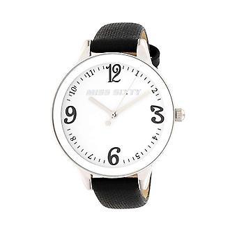 Miss 60 licht zwart horloge R0751106502