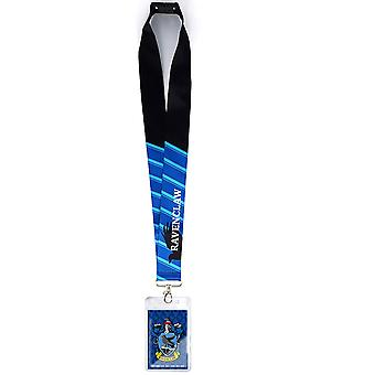 Lanyard - Harry Potter - Ravenclaw w/Deluxe Card Holder New 48483