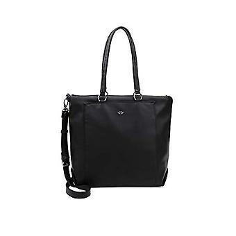 Fritzi aus Preussen Kaja - Black Tote Bags (Black) 11x32x36 cm (W x H L)