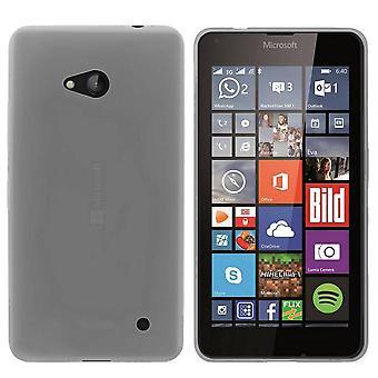 مايكروسوفت Lumia 640 LTE و 640 ثنائي سيم شبه شفافة - CoolSkin3