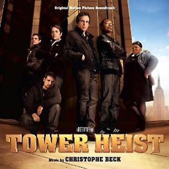 Christophe Beck - Tower Heist [CD] USA import